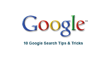 top 10 google tricks