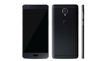 One plus 3t matte black-01