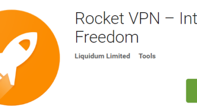 Rocket-VPN-Internet-Freedom