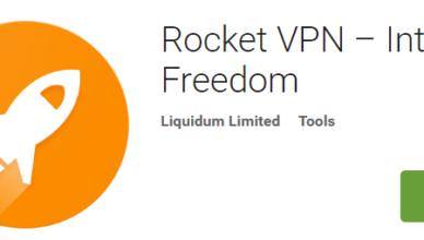 Rocket-VPN-Internet-Freedom