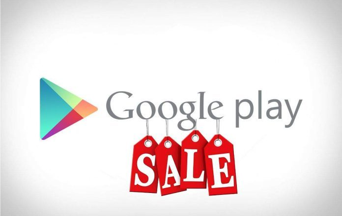 Google Play Store Sale: Download Paid Apps and Games for free