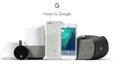 Google announced a bunch of new hardware products in late 2017